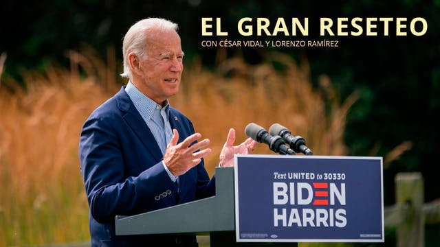 Joe Biden, un agente del globalismo p...