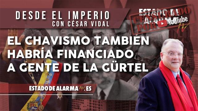 El CHAVISMO también habría FINANCIADO a la GÜRTEL - 10/12/20