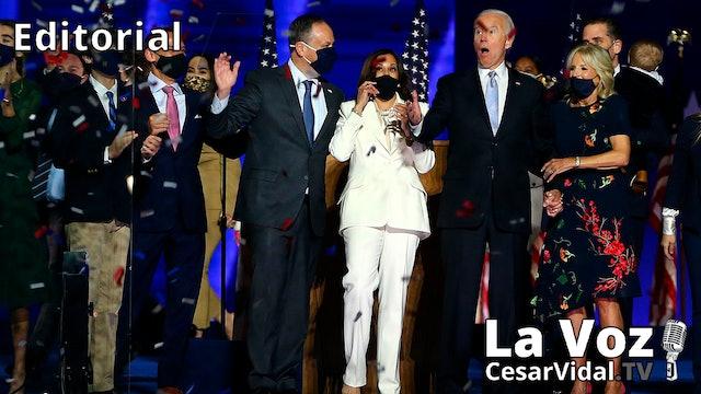 ¿Por qué felicitan a Biden? - 09/11/20