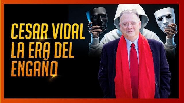 Adrián Amado entrevista a César Vidal: La era del engaño - 19/02/21
