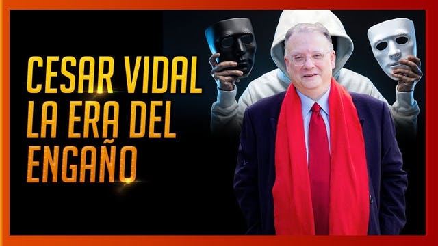 Adrián Amado entrevista a César Vidal...
