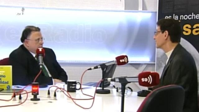 Entrevista de César Vidal a Richard Cohen - 15/02/12