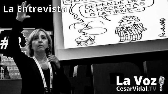 Entrevista a Pilar Esquinas - 23/10/20