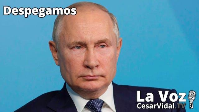 El BCE prepara rescate, Putin abre el...