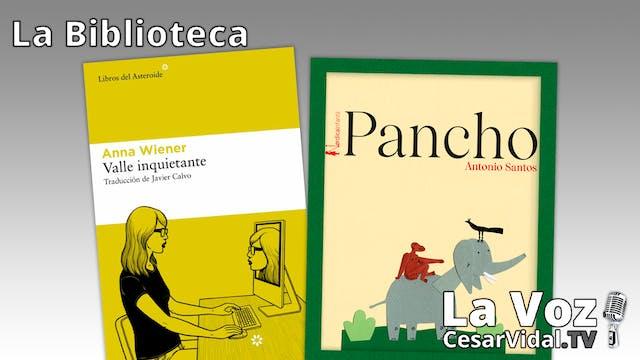 'Valle inquietante' y 'Pancho' - 10/0...