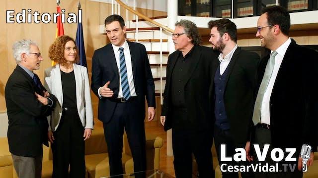 Pedro Sánchez culpable de perduelio -...