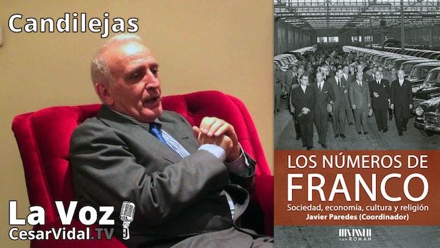 Entrevista a Javier Paredes: Los números de Franco - 05/03/21