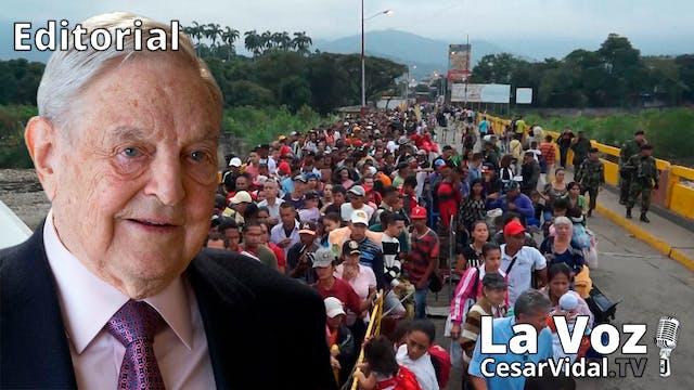 Soros convierte hispanoamérica en San...