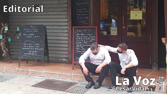 En España el sector de los servicios ...