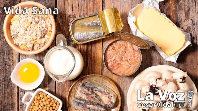 "Los secretos de la vitamina de la ""LU..."
