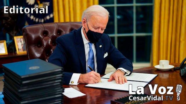 Biden ha comenzado a gobernar - 21/01/21
