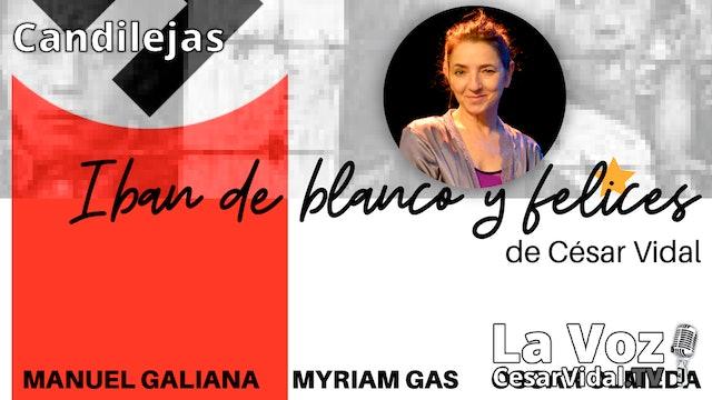 Entrevista a Myriam Gas (Iban de blanco y felices) - 11/12/20