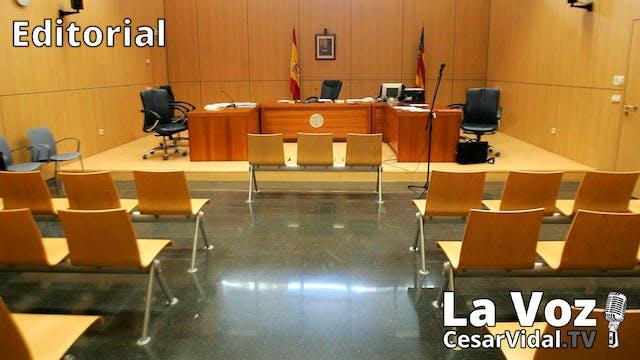 Los jueces españoles piden amparo a l...