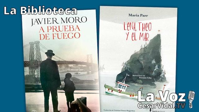 """""""A prueba de fuego"""" y """"Lena, Theo y el mar"""" - 29/10/20"""