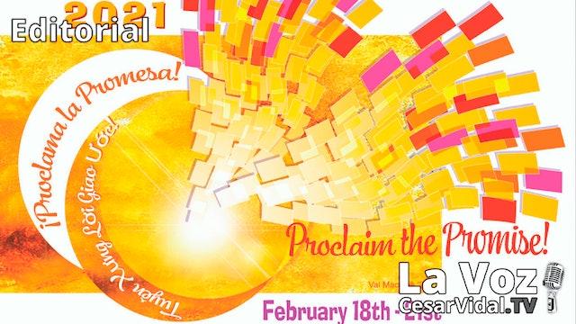 Se acerca el congreso de educación religiosa de Los Ángeles - 12/02/21