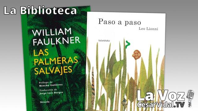 """""""Las palmeras salvajes"""" y """"Paso a paso"""" - 25/03/21"""