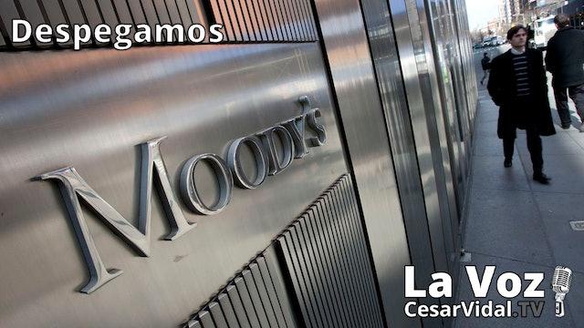 Moodys avisa a España, la cueva ataca el Bitcoin y los peligros del inmobiliario