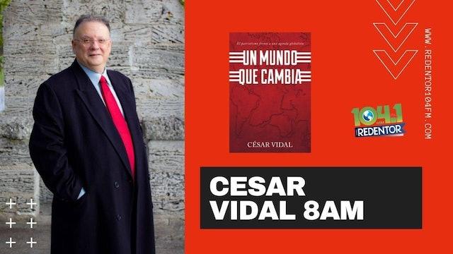 Jesús Manuel Torres entrevista a César Vidal: Un Mundo que Cambia - 09/10/20