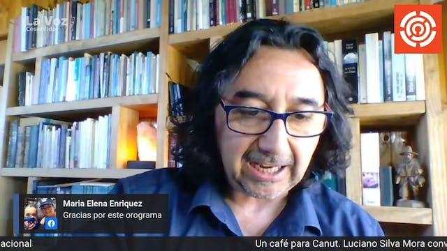 Luciano Silva Mora entrevista a César...
