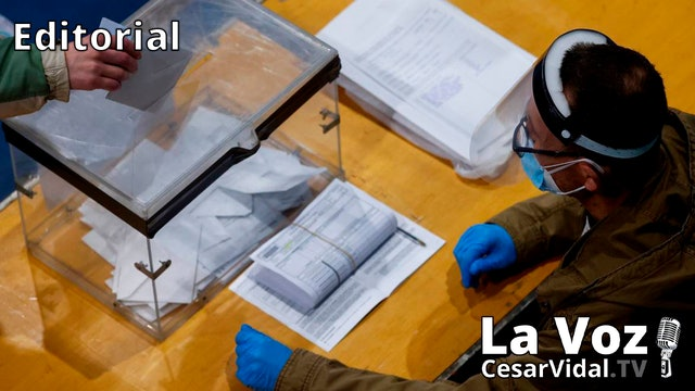 Las elecciones catalanas - 16/02/21