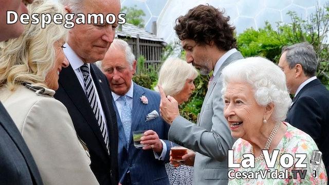 La criptomoneda de Sánchez, Blackrock infla la burbuja USA y G7 'COVID free'