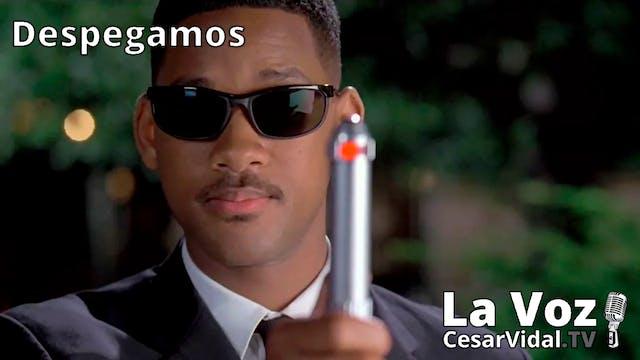 Los hombres de negro vuelven a España...