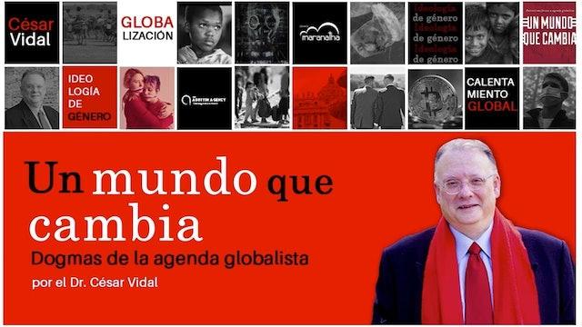Librería Maranatha entrevista a César Vidal: Un mundo que cambia - 02/09/20