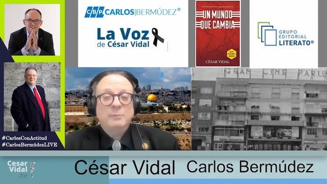 César Vidal describe su lado personal sobre su Mundo que Cambia - 09/12/20
