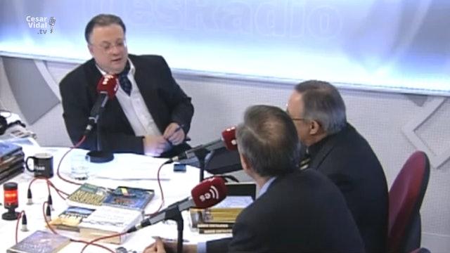 Entrevista de César a Antonio Martínez y Santiago Escuain - 19/11/2011