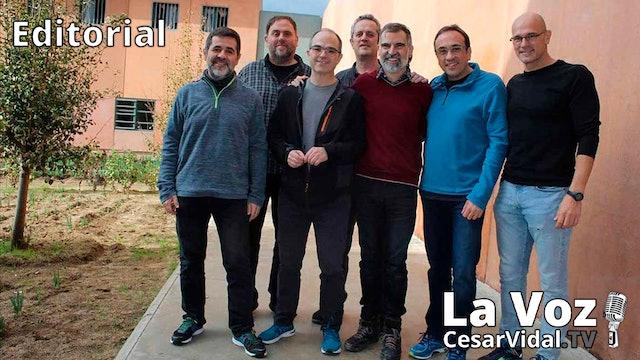El Tribunal Supremo rechaza el indulto de los golpistas catalanes - 26/05/21