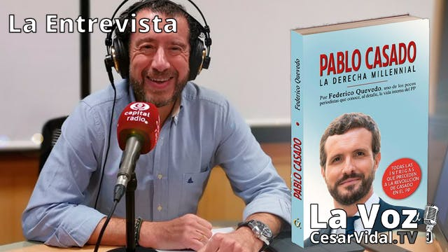 Entrevista a Federico Quevedo - 30/10/20