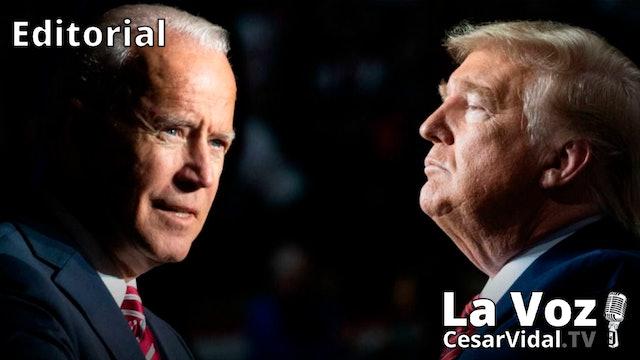 La sombra del fraude planea sobre las elecciones americanas - 04/11/20
