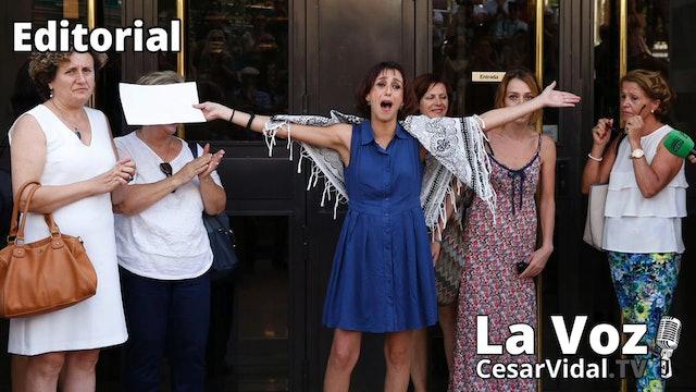 Juana Rivas o la ausencia de igualdad ante la ley en España - 14/07/21
