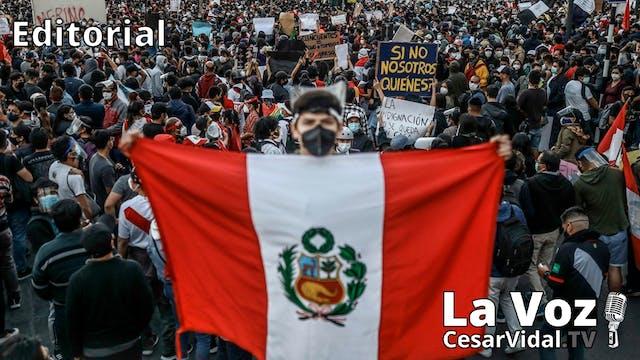 Perú hacia el abismo - 17/11/20