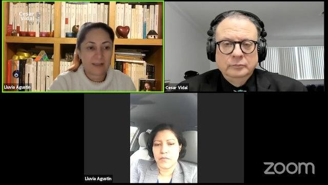 César Vidal repasa la actualidad en el 1er aniversario de Un mundo que cambia