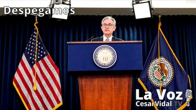 La FED subirá los tipos, la UE aplaude a Sánchez y llega el pago en autovías