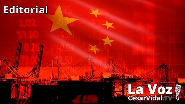China a la conquista de Oriente Medio...