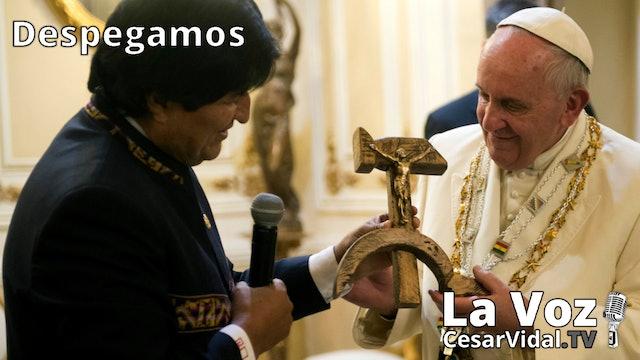 El Vaticano y el Gran Reseteo: el Papa al servicio del socialismo global - 06/11