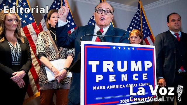 Elecciones americanas: Las pruebas del fraude se multiplican - 20/11/20