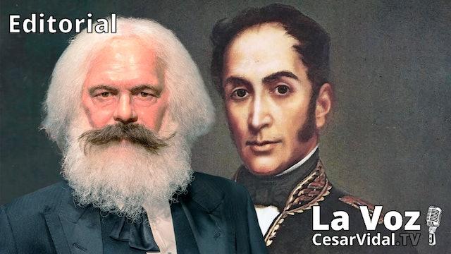 Karl Marx biógrafo de Simón Bolívar - 21/06/21