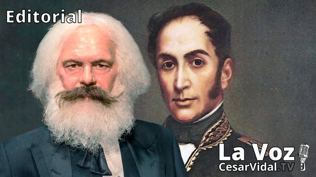 Karl Marx biógrafo de Simón Bolívar -...