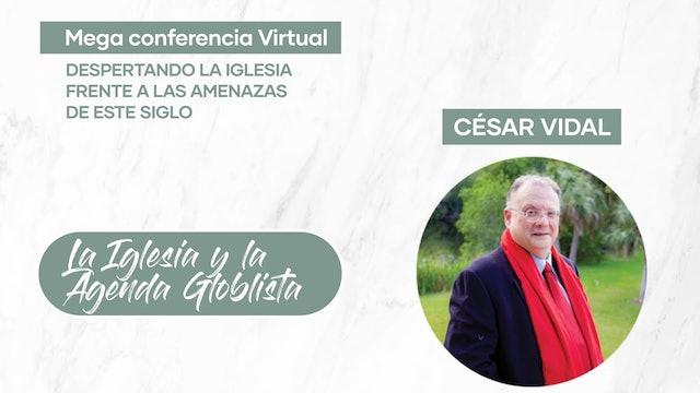 Conferencia: La Iglesia, La Sociedad y La Agenda Globalista - 20/03/21