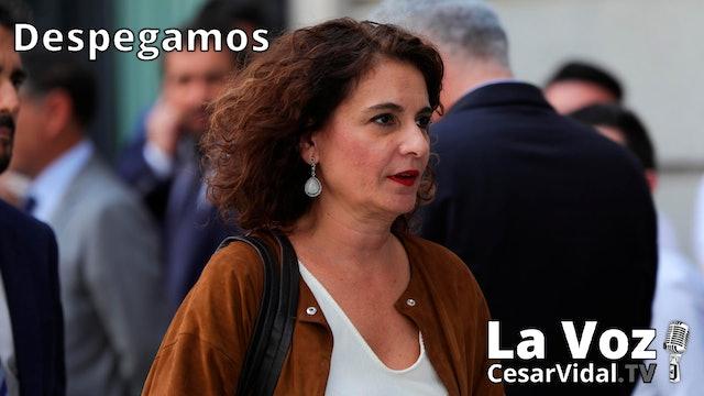 La cloaca salpica a Montero, energía nuclear UE y las 2 burbujas de economía USA