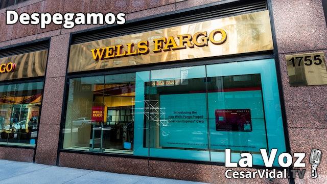 El ascenso de Calviño, Hacienda se forra y miedo en EEUU por Wells Fargo - 12/07
