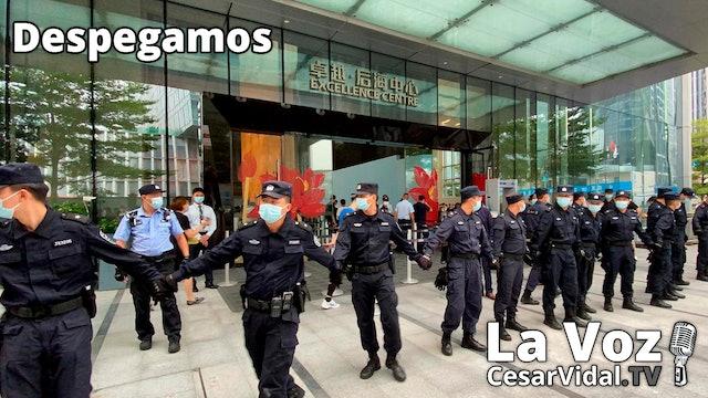 El fuego del dragón Evergrande, corrupción en FED y la verdad del empleo español