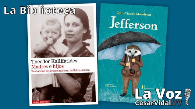 """Madres e hijos"" y ""Jefferson"" - 24/0..."