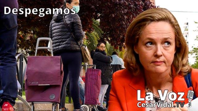 Reformas fake de Calviño, empresas hu...