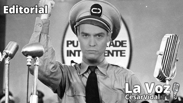 El gobierno socialcomunista de Pedro Sánchez sigue avanzando hacia la dictadura