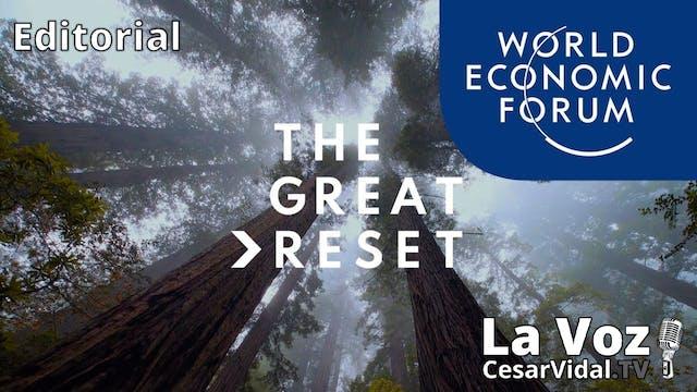 Editorial: El gran reseteo - 18/09/20