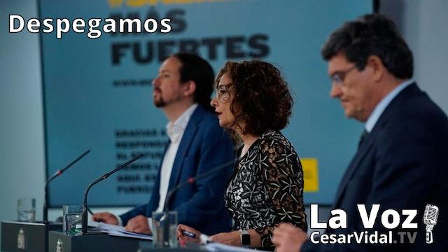 Eco-socialismo fiscal en vena para aplazar la quiebra - 15/09/20